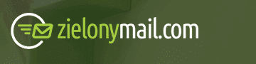 Zielony mail