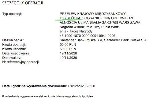 wypłata - panel opinie.pl